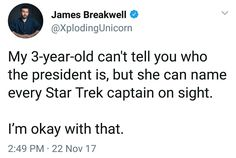 I'd be okay with it too... but maybe with Marvel, Harry Potter and Hunger Games... I wouldn't mind other too though... it's great to have your kids following your steps to becoming a hardcore fan...