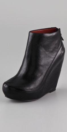 bf155399ab4 Luxury Rebel Shoes Kai Platform Booties