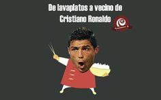 De ser un simple lavaplatos a codearse con estrellas del futbol como Cristiano Ronaldo, no te pierdas este fantástico artículo que te hemos preparado ;)