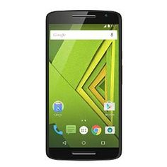 "Motorola Moto X Play - Smartphone de 5.5"" (Full HD, 4G, 1.7 GHz Octa Core, 2 GB RAM, 16 GB, cámaras de 21/5 MP, Android 5.1.1) color negro"