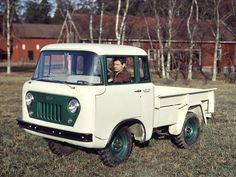 #Willys Jeep FC-150 '1957–65