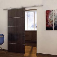 Exceptionnel Urban Barn Door Hardware   Visable Rail System   Hardware   Interior