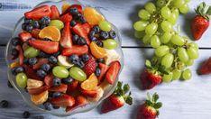 Five Fresh Fruit Salad Recipes That Aren't Boring Fresh Fruit Salad, Fruit Salad Recipes, Desayuno Paleo, Healthy Snacks, Healthy Recipes, Eat Healthy, Diet Recipes, Paleo Breakfast, Health Diet
