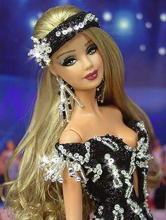 Miss Atlanta Barbie Doll 2007