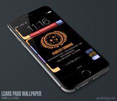 Star Trek: Next Gen Wallpapers for iPhone 5 and 6