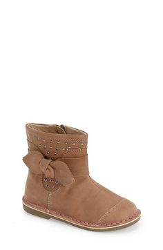 Stride Rite 'Juniper' Boot (Walker & Toddler) available at #Nordstrom
