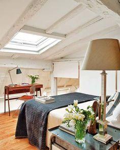 attic   guest room