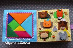 Hand-Made РАЗВИВАШКИ от Татьяны Елфимовой