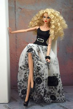 HABILISDOLLS fashion skirt outfit clothes for Fashion Royalty FR2, Barbie dolls | eBay