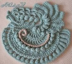 Image result for freeform crochet