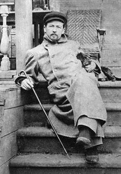 Inch Print - High quality print (other products available) - Anton chekhov, russian author, with his dachshund quinine, may at melikhovo, the chekhov estate - Image supplied by Universal Images Group (UIG) - Photo Print made in the USA Men With Cats, Anton Chekhov, Animal Gato, Photo Chat, Writers And Poets, Cat People, Crazy Cats, Famous People, Cat Lovers