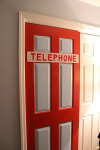 New kids room ideas for boys superhero telephone booth 38 Ideas