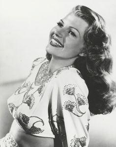 "Rita Hayworth, Gilda (1946)    ""gave good face"""