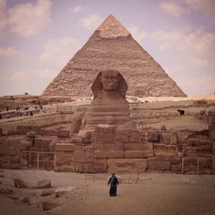 Egypt and the Pyramids!