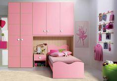Camere Da Letto Moderne Rosa : 26 fantastiche immagini in camerette su pinterest bedroom kids