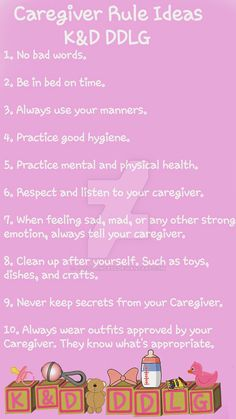 Caregiver Rule Ideas by DDLG-Princess on DeviantArt Daddys Girl Quotes, Daddy's Little Girl Quotes, Daddy's Little Boy, Ddlg Little, Daddy Dom Little Girl, Little Things Quotes, Punishment Ideas, Ddlg Quotes, Texts