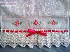 Crochet border inspiration
