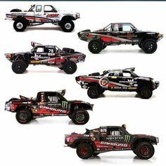 Camburgs' evolution of race trucks 4x4, Trophy Truck, Dirt Racing, Rc Model, Custom Trucks, Car Show, Big Kids, Rally, Offroad
