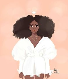 """""""The whole point of being alive is to evolve into the complete person you were intended to be.""""   Words: Oprah Winfrey Illustration: Nicholle Kobi  # @nichollekobi via @latermedia"""