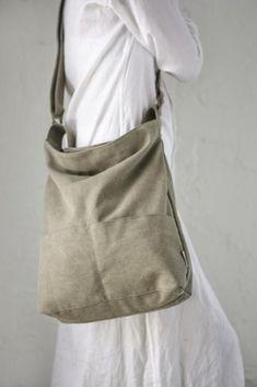 Canvas Women Bag Canvas Crossbody Bag Canvas Shoulder Bag Canvas Tote Bag Large Tote Gift For her Everyday Bag Canvas Crossbody Bag, Canvas Purse, Canvas Handbags, Canvas Tote Bags, Bag Women, Vegan Purses, Minimalist Bag, Canvas Shoulder Bag, Shoulder Bags