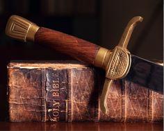 bible & sword
