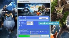 Call Of Champions Hack Cheat:   generate gold  platinum unlimited hacker  XP generator hack  all security options  Call of Champions Hack Cheat is the newest and the most efficient hack for Call of Champions.