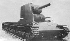 Необычные танки Росcии и СССР. Сверхтяжёлый танк Т-42