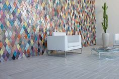 Perfection through Imperfection, Hand Made Tiles. Tile Showroom, Glazed Tiles, Moroccan Tiles, Handmade Tiles, Facade, Im Not Perfect, Tapestry, Colours, Curtains