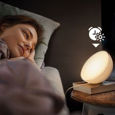 Shop Philips Hue Go Portable Dimmable LED Smart Light Table Lamp Claro at Best Buy. Lampe Led, Led Lamp, Philips Hue Go, Phillips Hue Lighting, Smart Lights, Led Spots, Works With Alexa, Good Sleep, Kit Homes