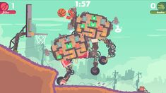 Regular Human Basketball Is A Quirky Robot-Controlling Version Of A Certain Sport – Classic Games & Fashions for Every Home Fashion Games, Best Games, Robot, Basketball, Classic, Sports, Fashion Trends, Derby, Hs Sports