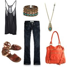 date outfit, created by josiepsmith.polyvore.com