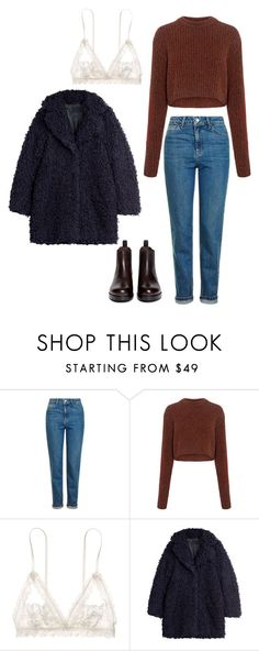 """little noora style from skam"" by evanders ❤ liked on Polyvore featuring Topshop, TIBI, Hanky Panky, Zadig & Voltaire and Sam Edelman"
