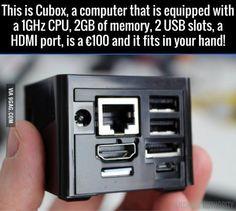 Still more USB ports than a MacBook