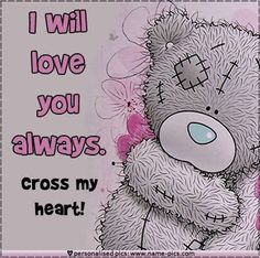 DEAR DONNA THIS LITTLE BEAR IS FOR YOU. YES SWEET SISTER DONNA I WILL LOVE YOU ALWAYS. GET WELL SOON, IVET