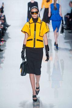Michael Kors Fall 2013 runway #NYFW