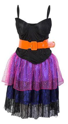 Purple Princess Fancy Dress Ladies Hen Halloween Birthday UK 8 10 12