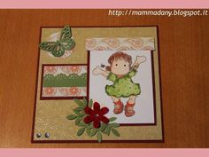 Card Magnolia