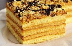 Marlenka - zjednodušený recept