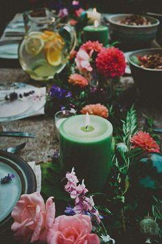 Garden parties http://www.instagram.com/laurelisays