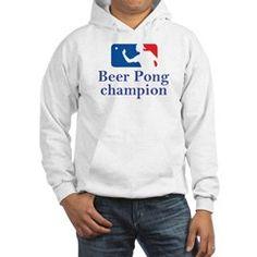 Beer Pong Champ tee.png Sweatshirt