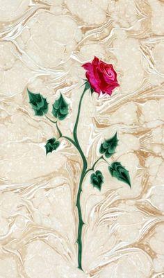 Turkish Marbling ( Ebru )Art Ebru Art, Earth Pigments, Turkish Art, Marble Art, Prayer Rug, Art Techniques, Color Patterns, Design Art, Floral Prints