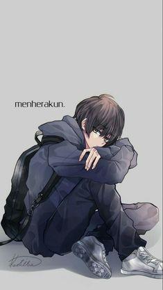 Mar 2020 - This Pin was discovered by ï¬ï¹ Anime Demon Boy, Hot Anime Boy, Emo Anime Girl, Dark Anime Guys, Cool Anime Guys, Handsome Anime Guys, Chica Anime Manga, Anime Nerd, Bebe Anime
