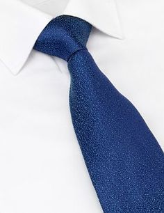 Savile Row Inspired Pure Silk Spotted Tie Product Code: T124220  Now: £23.60