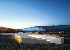 Pocinho Centre for High Performance Rowing – Minimalissimo