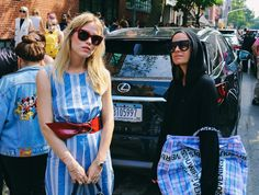 Apaixonada pelos Looks de Street Style da NYFW! Inspire-se!