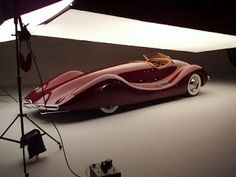 THE 1948 Buick Streamliner- Man what a beautiful automobile!