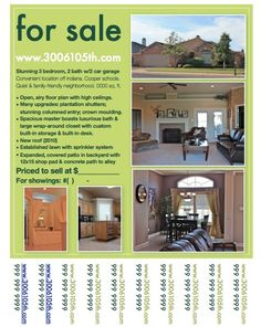 1000 images about fsbo on pinterest flyers real estate for P s furniture flyer