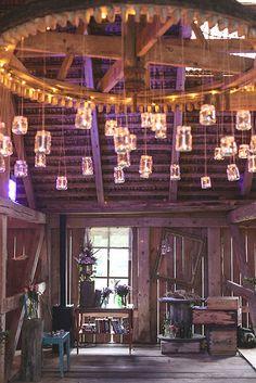 Judith and Billy's Rustic Swedish Barn Wedding