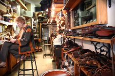 In my alternative life, my career is leather artist. I'd make shoes, handbags, headbands, jewelry, belts, wallets etc.