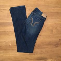 For Sale: Hollister Boot Cut Jeans  for $18